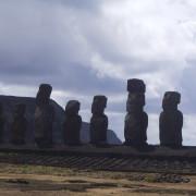 MOAII – Insula Paştelui