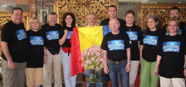 Membrii expediţiei RAPAPATATIERRA 2011