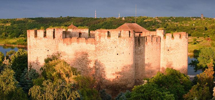 Un cronicar modern, în Cetatea Soroca