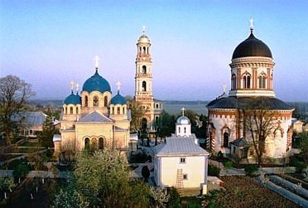 Mănăstirea Noul Neamţ de la Chiţcani
