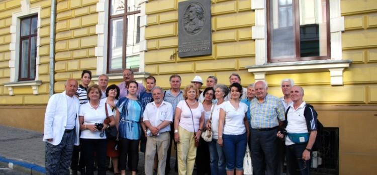 Mereu, Eminescu…Note de calatorie
