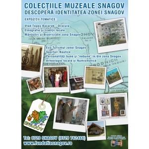 COLECTIILE MUZEALE SNAGOV – Descoperiti identitatea Zonei Snagov