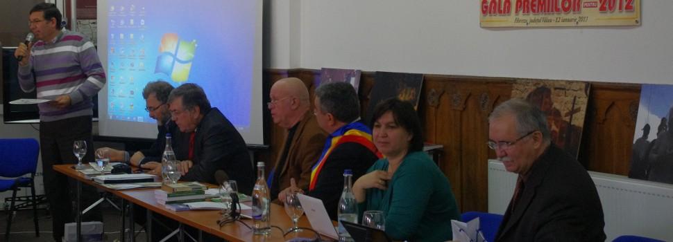 Gala Premiilor Jurnaliştilor şi Scriitorilor de Turism din România. Horezu, 2013