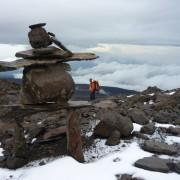 Kilimanjaro…vazut de Camelia Manea