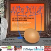 Avida Dollars – spectacol de excepţie, după jurnalul lui Salvador Dali