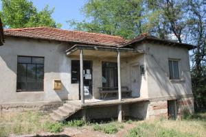 Oficiul poştal din satul Fundeni, sau ce a mai rămas din el!
