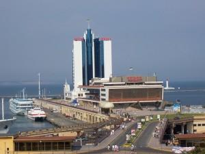 Hotel i port