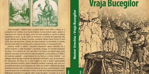 """""""Vraja Bucegilor"""" de Nestor Urechia, o carte de căpătâi a literaturii montane"""