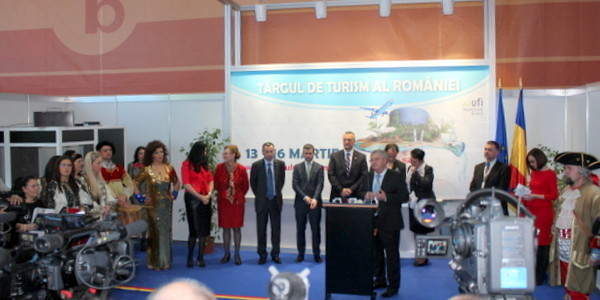 Târgul de Turism al României – Ediția primăvara 2014