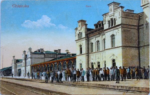 Chisinau-Gara-fata