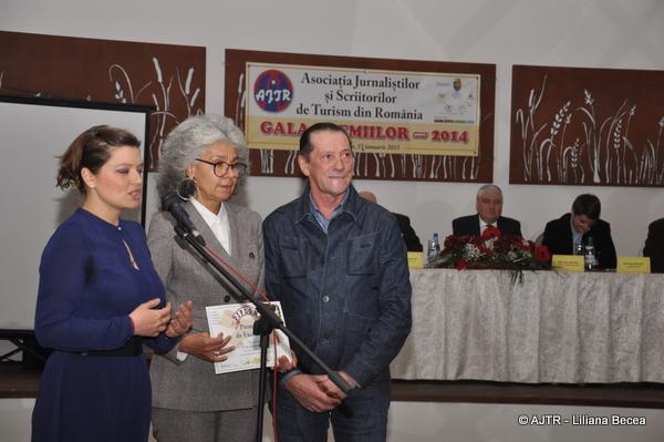 Premiul de Excelență: Lili GANCEVA (Ruse), director Euroregiunea Danubius