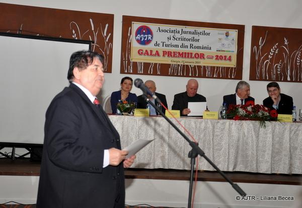 Premiul de Excelență: Gheorghe ȘTUBEANU, patronul Hotel Sud