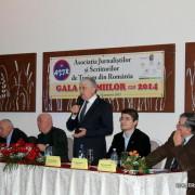 Tradiționala Gală a Premiilor AJTR  pentru anul 2014  s-a desfășurat la Giurgiu