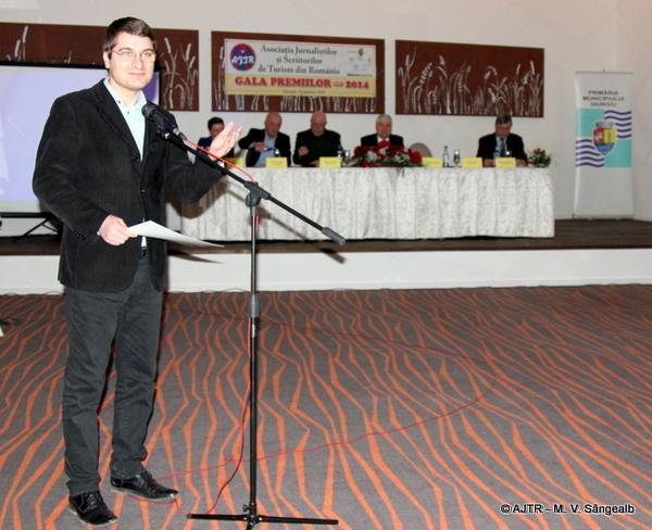 Premiul de Excelență: George BREZOI, secretar de stat la IMM – Ministerul Economiei