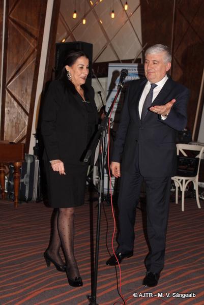 Premiul Ambasador: E.S. Faouz El ACHCHABI, ambasadorul Regatului Maroc la București