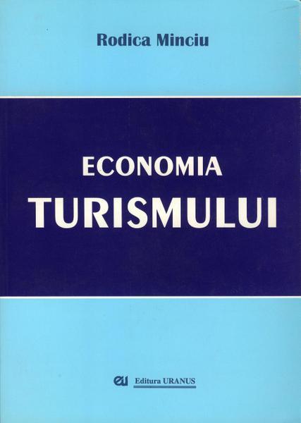 """""""Biblia"""" specializării Turism-servicii, de Rodica Minciu, din anul 2000"""