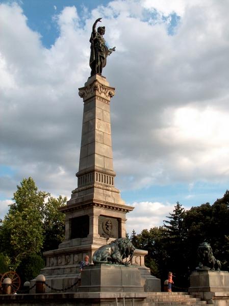 Monumentul libertății