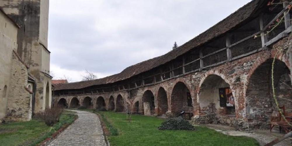 Misterele bisericii fortificate de la Cisnădie
