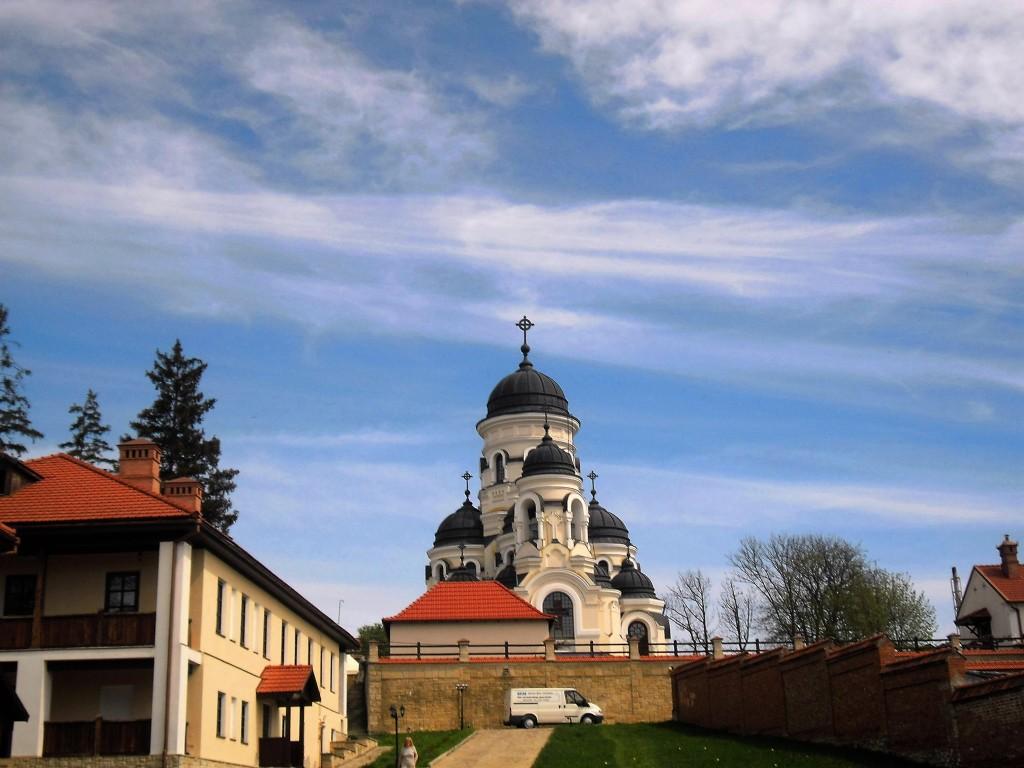 Sfânta Mănăstire Căpriana