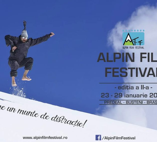 Program lansări cărți Alpin Book Festival