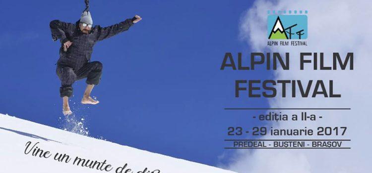 Program lansări cărți Alpin Book Festival