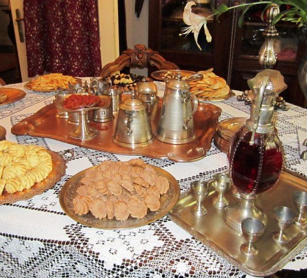 O prăjitură pentru ceai, pe splaiul dâmbovițean de altădată
