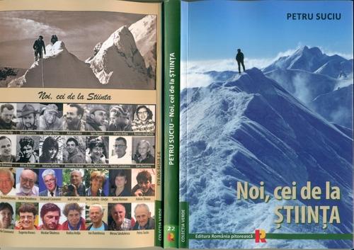 Al 22-lea titlu în Colecția Verde: Noi, cei de la Știința