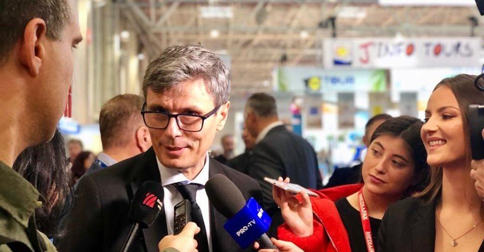 """Ministerul Economiei, Energiei și Mediului de Afaceri promovează """"România, o destinație pentru fiecare zi din an"""" la Târgul de Turism al României"""