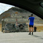 """Pe """"transfăgărășene"""" din Alpi"""