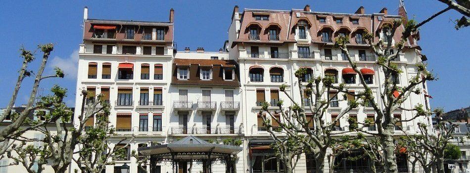 Aix-les-Bains, al treilea oraș termal al Franței