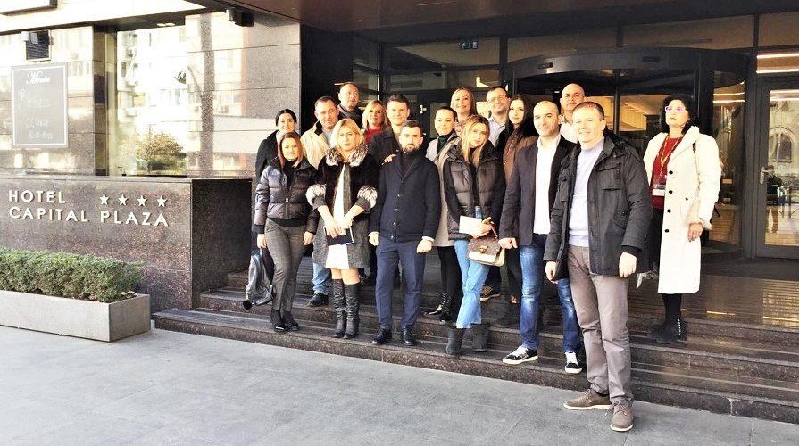 Hotelierii din Republica Moldova vor să învețe de la români tehnici de management folosite în administrarea afacerilor hoteliere din Romania