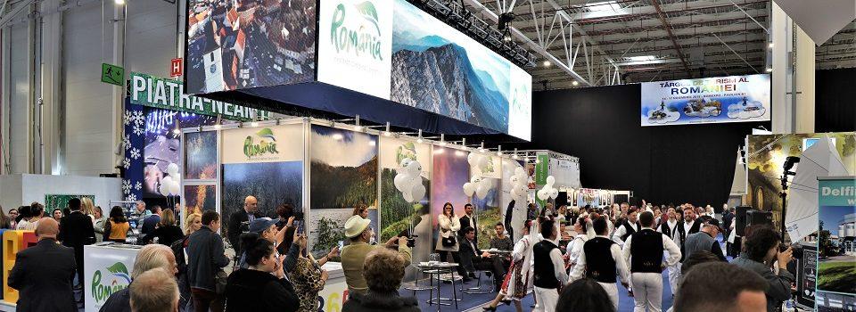 Conferință la Târgul de Turism al României