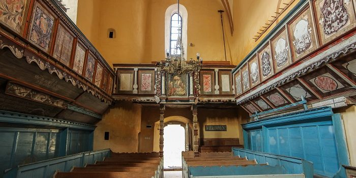 Biserica Fortificată din Cloașterf