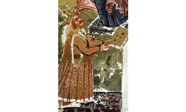 Portretul lui Ștefan Cel Mare și Epaminonda Bucevschi